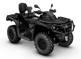 CAN-AM OUTLANDER MAX XT-P 850