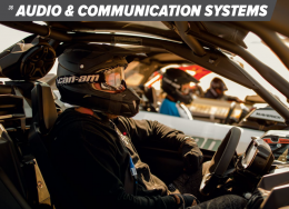 X3 Audio & Communication Systems