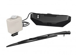 Windshield wiper and washer kit