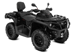 CAN-AM OUTLANDER MAX XT-P 650