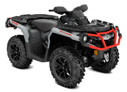 CAN-AM OUTLANDER MAX XT 650