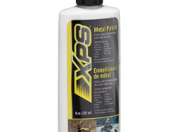 XPS metal polish