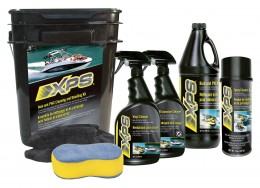 XPS Boat & PWC cleaning and detailing kit