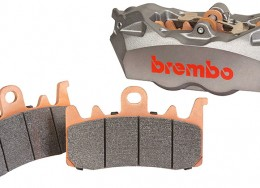 Brake pad kit - rear