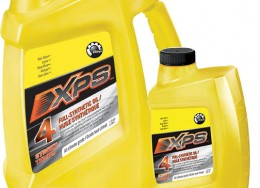 XPS 4 stroke synthetic oil