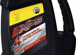 XPS 4 stroke synthetic blend oil - 1US gallon (3.785L)- Europe