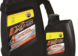 XPS 4 stroke synthetic blend oil