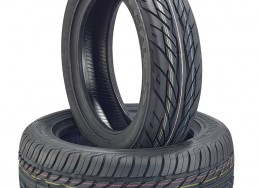 Front tires - 165/65R 14