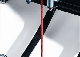 Alpine synthetic winch cable