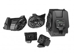 Complete MTX Audio System