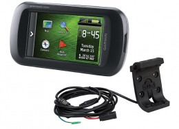 Garmin Montana 680T GPS (European version)