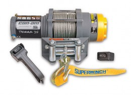 Can-Am Terra 35 winch by Superwinch