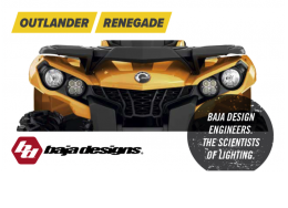 Baja Designs high beam kit