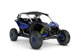 CAN-AM MAVERICK X3 X RS TURBO RR