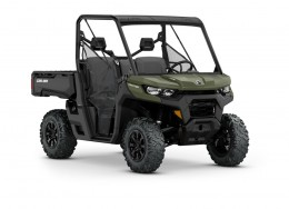 CAN-AM TRAXTER HD8 DPS