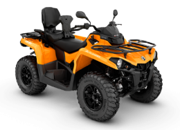 CAN-AM OUTLANDER MAX 570