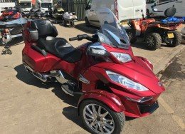 2016 Can-Am Spyder RT Ltd