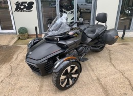 Can-Am Spyder F3S 2016