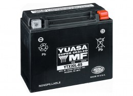 Yuasa battery 18 amps wet