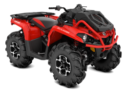 CAN-AM OUTLANDER X MR 570 - INT