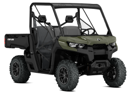 CAN-AM TRAXTER HD8 BASE T