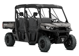 CAN-AM TRAXTER MAX HD10 XT