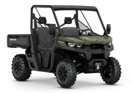 CAN-AM TRAXTER DPS™ HD8 INT
