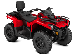 CAN-AM OUTLANDER MAX 450