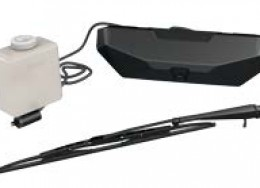 Windshield Wiper & Washer Kit