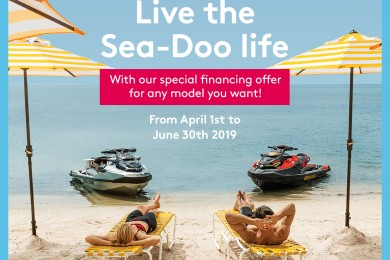 Seadoo finance offer - Extended