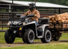 Can-Am Outlander 650 - 2018