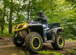 Can-Am Outlander 850 / 1000R -2019