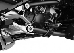 Spyder F3 Brake & Shifter Linkages