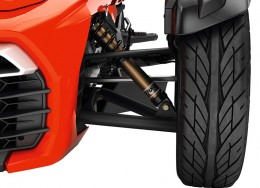 Spyder F3 Shocks