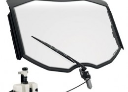 Windshield with Wiper and Washer Kit - X3 & MAX