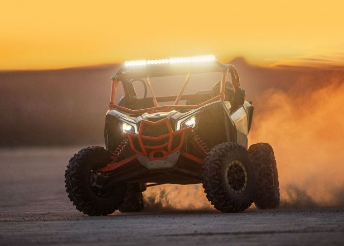 Can-Am Maverick X3 Xrs Turbo