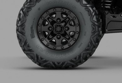 OPTIMIZED WHEELS AND TIRES
