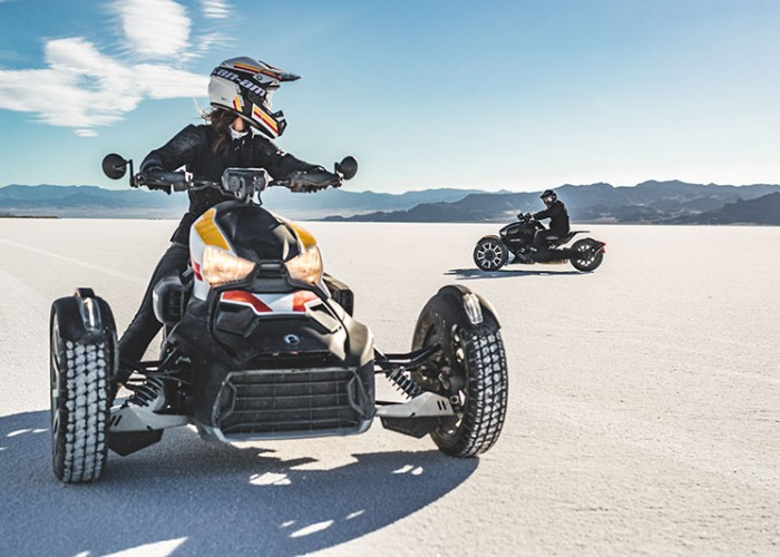 Can-Am Ryker Rally Trike