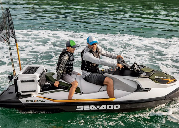 Sea-Doo FishPro