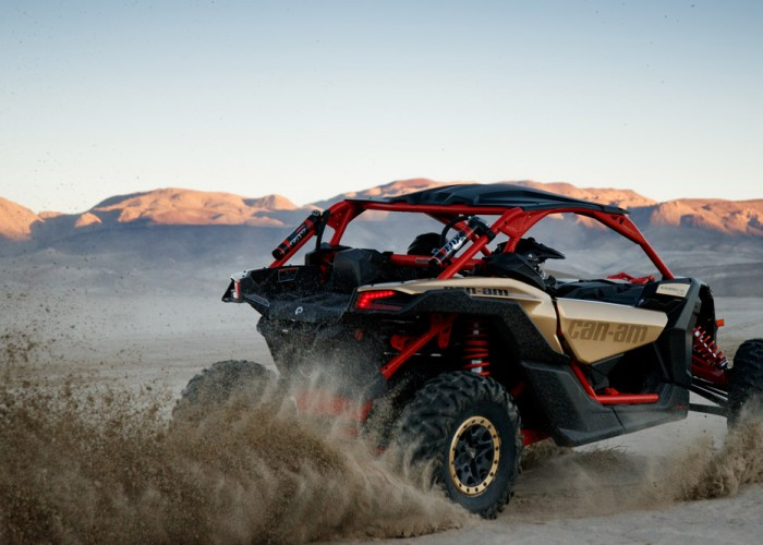 Maverick X3 Xrs Turbo