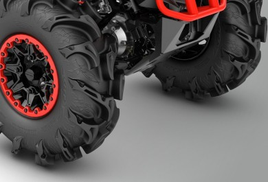MUD-SPECIFIC TIRES & PERFORMANCE WHEELS
