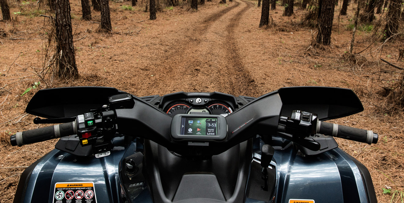 Can-Am Outlander & Renegade quads in stock ready to go - 158