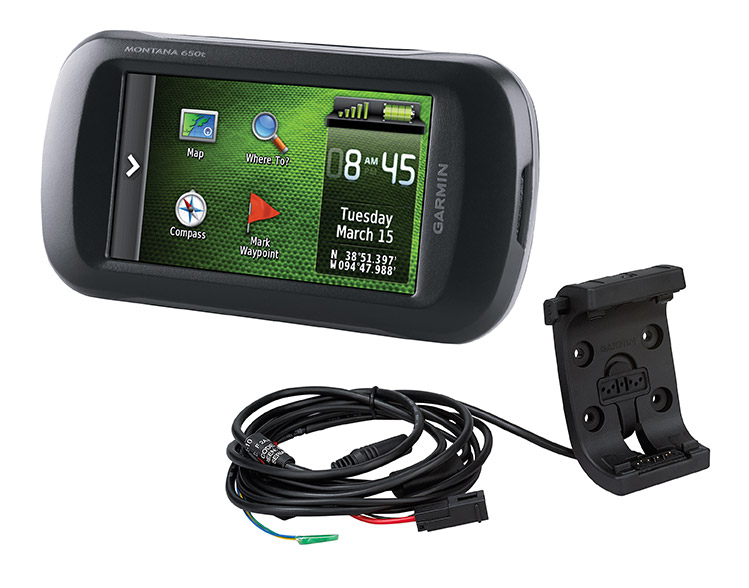 Garmin Montana 680T GPS - European version