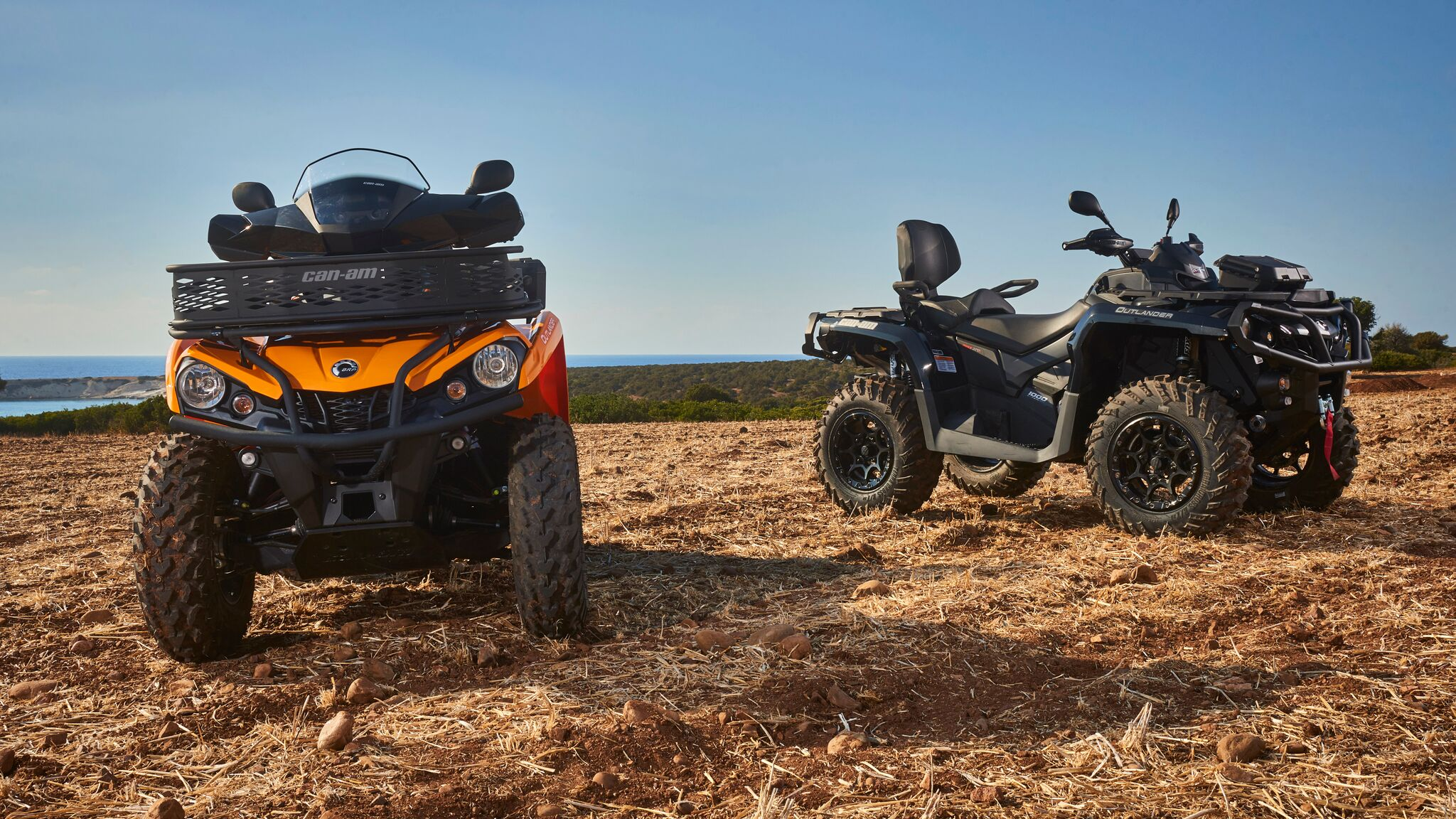 Can Am Outlander Max 2018 >> CAN-AM OUTLANDER MAX 570
