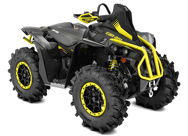 Can Am Renegade X Mr 1000r