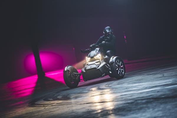 Can-Am Ryker Trike