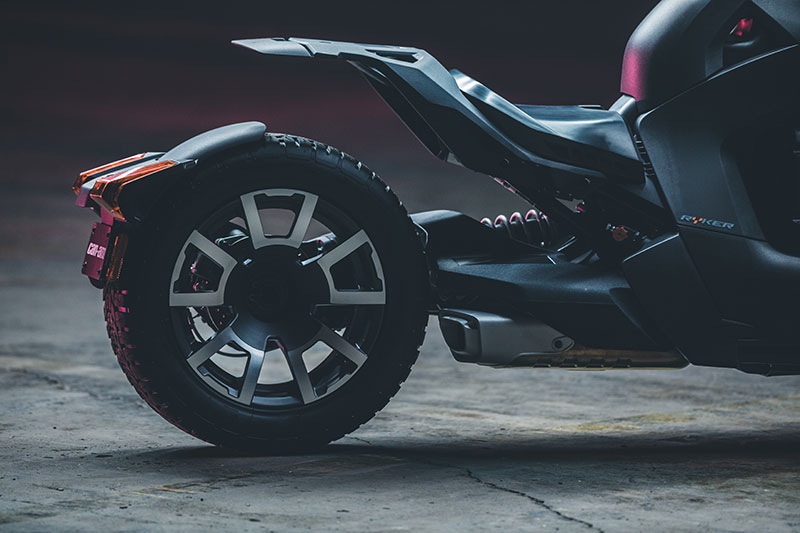 Can Am Trike >> Can-Am On Road & Off Road - The all NEW Ryker is launched