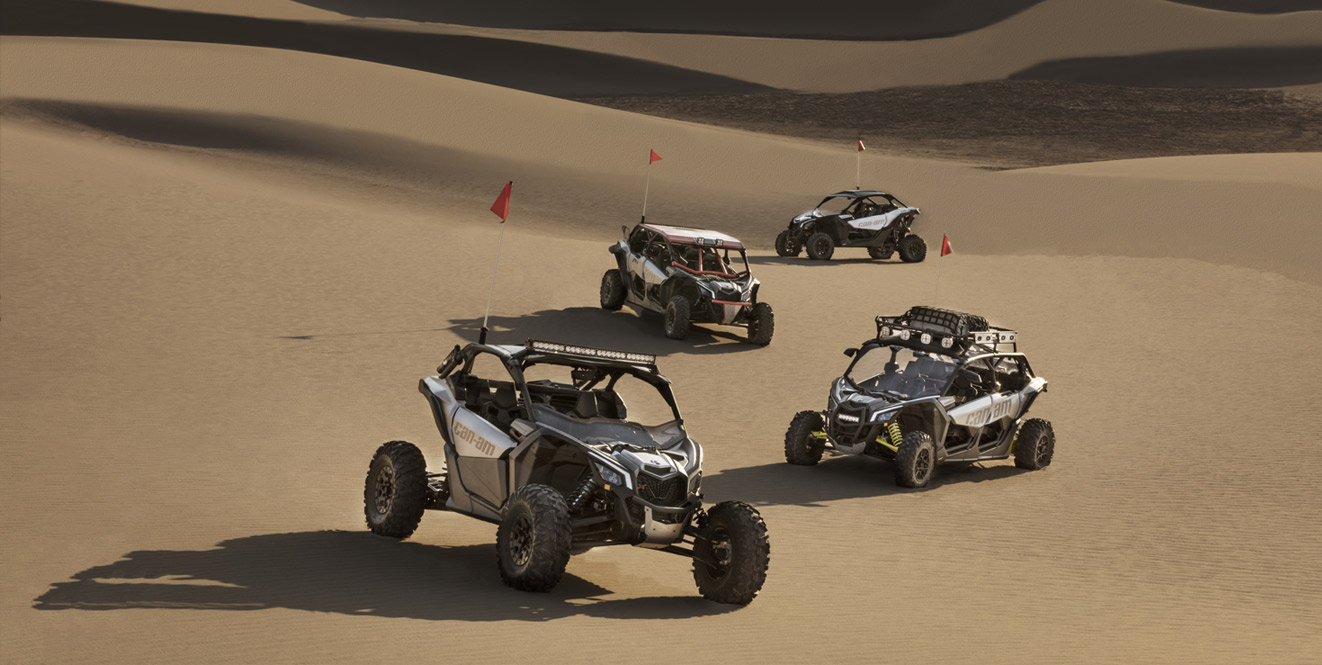 Can-Am Maverick X3 ready to race from 158 Performance