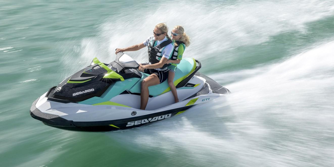 Sea-Doo GTI Recreation jet-ski